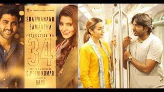 Sharwanand - Samantha new movie start 96telugu Remake