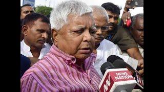 Fodder scam- CBI opposes Lalu's bail plea in SC