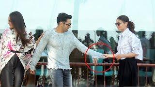 Alia Bhatt Pulls Varun Dhawans T-Shirt | Funny Moment | Kalank Promotion