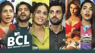 MTV BCL Season 4 Photoshoot | Hina Khan Hiten Tejwani, Aditi Bhatia, Rakhi Sawant, Karan Wahi