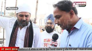 Saka Nankana Sahib de Saheed Exclusive Interview | Mukul Dev | Oshin Brar | Sukhbir Sandhar |