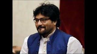 West Bengal- NDA Mantri Babul Supriyo heckled in Asansol