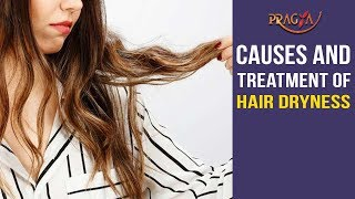 Watch Causes and Treatment of Hair Dryness