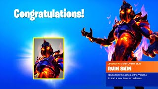 RUIN SKIN - How To UNLOCK the RUIN Skin EVENT KEY LOCATION in Fortnite (DISCOVERY SKIN CHALLENGES)