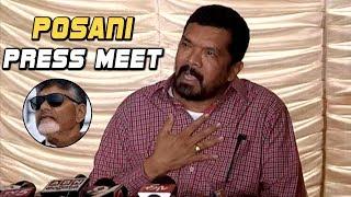 Posani Krishna Murali Fires On Media and Chandrababu Naidu   Posani Press Meet - Bhavani HD Movies