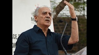 Watch- Arun Shourie delighted on SC verdict on Rafale review case