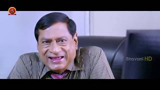 Telugu Super Hit Comedy Movie - Latest Telugu Movies - Bhavani HD Movies