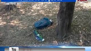 Aravalli: Dead Body of a man found hanging from a tree | Mantavya News