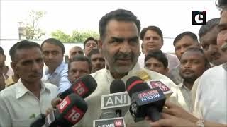 BJP candidate Sanjeev Balyan alleges fake voting in Muzaffarnagar