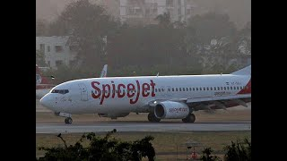 SpiceJet to lease 10-12 aircraft which are de-registered by Jet Airways