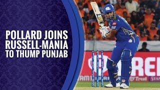 Indian T20 League 2019, Match 24: Kieron Pollard biffs Punjab with a splendid knock