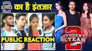 Student Of The Year 2 | PUBLIC REACTION | Tiger Shroff, Ananya Pandey, Tara Sutaria