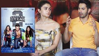 Varun Dhawan & Alia Reaction On Student Of The Year 2 | SOTY | Tiger Shroff, Ananya, Tara Sutaria
