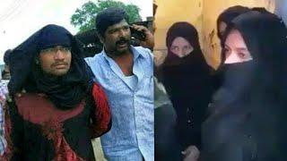 उत्तर प्रदेश के मुजफ्फरनगर में बुर्का पहनकर फर्जी वोटिंग करती हुई पकड़ी गयी मुस्लिम महिलाये