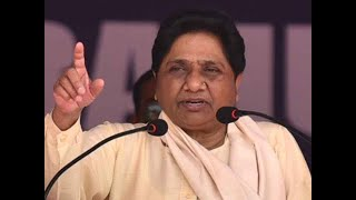Phase 1 polling in UP: Mayawati alleges dalits stopped from voting forcefully