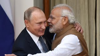 Order of St Andrew: Russia honours PM Narendra Modi with highest State Honour