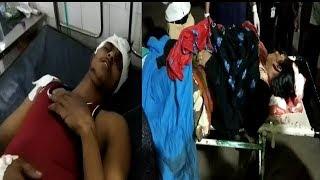 Barkas Salala Mein Hua Sadak Hadsa Ek Khatoon Ki Maut Naujawan Zakmi | @ SACH NEWS |