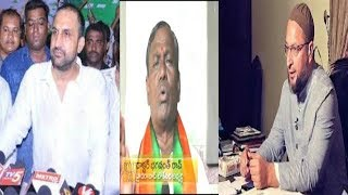 Asaduddin Owaisi Can Lose From Hyderabad ?   Low Polling Percentage   @ SACH NEWS  