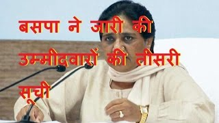 DB LIVE | 7 JAN 2017 | Mayawati's BSP Releases Third List Of 100 Candidates