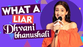 What A Liar Dhvani Bhanushali   Leja Leja Re And Vaaste Singer   Dating, Phone Number And More