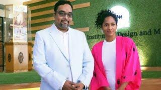 ITM Institute Of Design & Media Campus Launch | Masaba Gupta Interview