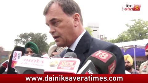 Video - Jallianwala Bagh के खूनी साके पर British High Commissioner को है पछतावा