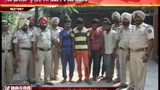 Robbers Arrested By Batala Police
