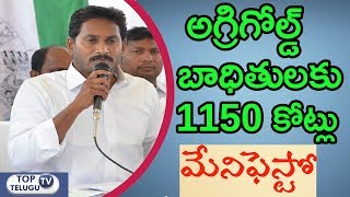 YS Jagan Announces YSRCP Manifesto In Press Meet |    (video id -  37149c997b35cd)