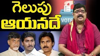 Famous Astrologers Venu Swamy Predictions on AP Elections Result | Exit Polls | Top Telugu TV