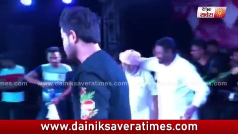 Video- R Nait Gets Emotional in His Live Show | Dainik Savera