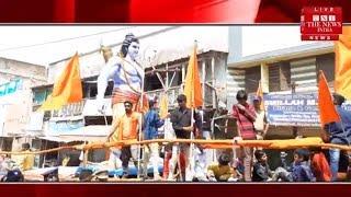 Ram Navami Shobha Yatra /  Hyderabad / THE NEWS INDIA