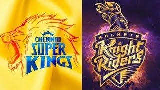 आज सुपर संडे के 2 सुपर मुकाबले, जीतेगा कौन? करें कमेंट #KKRvCSK #Dhoni #Russell #IPL2019 #RCB #Kohli