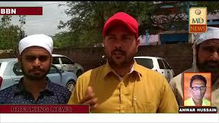 विश्व के साथ साथ  नालागढ़ में भी बड़ी धूमधाम से मनाई गई संविधान निर्माता बाबा अंबेडकर की जयंती