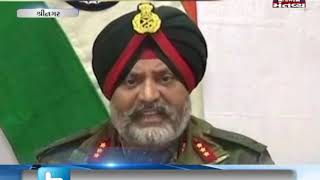 KJS Dhillon, Corps Commander of Chinar Corps, Indian Army on Pulwama terrorist attack