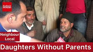 Daughters Without Parents Crying