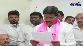 Telangana MLC's Swearing   TRS Party   Muhammad Ali   Subhash Reddy   Top Telugu TV  