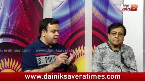 Exclusive : Narender Chanchal speaks about Auto Tuner Singers l Dainik Savera