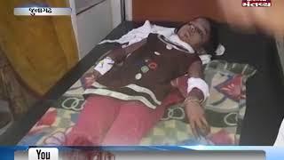 Junagadh: A leopard attacked on a 7 yr old girl | Mantavya News