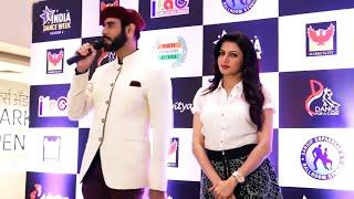 UNCUT India Dance Week Season 6 Trophy Unveiling | Bhagyashree | Sandip Soparrkar