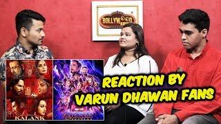 Kalank Vs Avengers Endgame | Varun Dhawan Fans Reaction | Awam Ki Awaz
