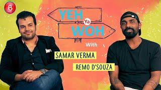 Yeh Ya Woh Remo DSouza & Samar Verma Are Divided Over Salman Khan & Shah Rukh Khan