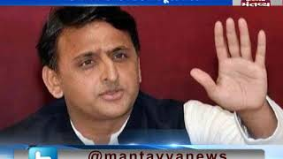 Plea Filed In SC Seeking Status Of Probe in disproportionate assets case against Mulayam & Akhilesh
