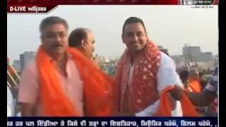 DUshera D-Live From Mahakali Mandir Kmeti Amritsar