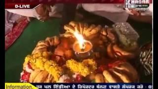Mata Rani Da Jagran Batala Road Amritsar Live....