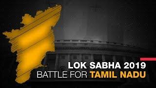 Battle for Tamil Nadu: Modi charm may not work for NDA | Lok Sabha Elections 2019