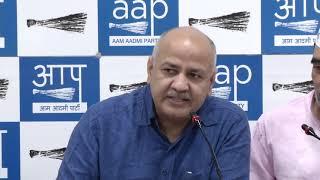 भाजपा के इशारे पर दिल्ली सरकार के समर कैंप कार्यक्रम के आयोजन पर चुनाव आयोग ने लगाई अड़चने