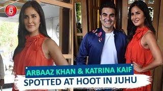 Katrina Kaif Looks Smoking HOT As She Shoots For Arbaaz Khan's Show