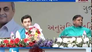 Gandhinagar:Gujarat CM Vijay Rupani distributes assistance to Scheduled Caste beneficiaries