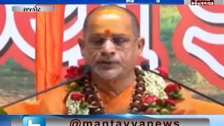 Mahant of Dwarka Shaktipeeth, Swami Sadanand Saraswati on India-Pak Tensions
