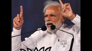 PM Modi announces financial aid for rain and storm victims of Gujarat